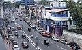 MG road in Trivandrum 02.jpg