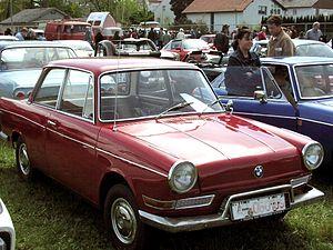 BMW 700 - BMW 700 saloon