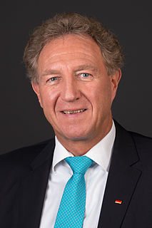 Norbert Barthle German politician and member of the CDU