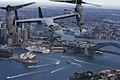 MV-22B Osprey flies over Sydney Harbour 20.jpg