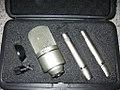MXL 990, CAD GXL1200 condenser microphones.jpg