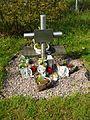 Maasbracht (Maasgouw) wayside memorial cross.JPG