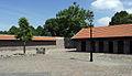 Maastricht-Borgharen, kasteel Borgharen, kasteelhoeve03.JPG