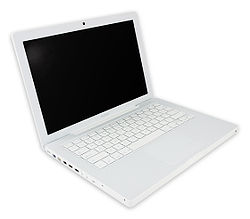 Macbook white redjar 20060603.jpg