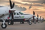 Mack Air aircraft at sunset v1.jpg