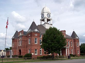 Macon County, Georgia - Image: Macon County Courthouse