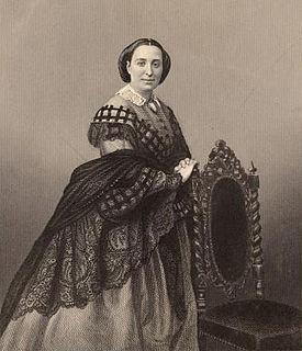 Rosina Penco Italian singer and opera singer