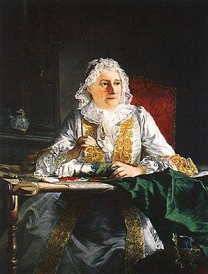 Antoine Crozat - Image: Madame Crozat