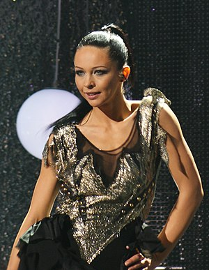 Poland in the Eurovision Song Contest - Image: Magdalena Tul 20110214
