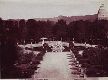 Torino i volontari tci aprono i giardini reali di touring