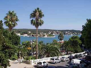 Mahón Municipality in Balearic Islands, Spain