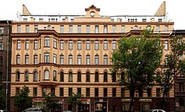 Main building of Saint Petersburg State Institute of Psychology and Social Work.jpg