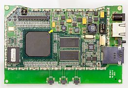 Mainboards of UMTS Router Surf@home II, o2-8336.jpg