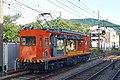 Maintenance train, Hakone Railway, May 2017.jpg