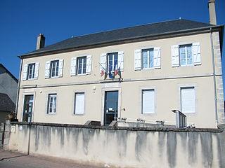 Alligny-en-Morvan Commune in Bourgogne-Franche-Comté, France