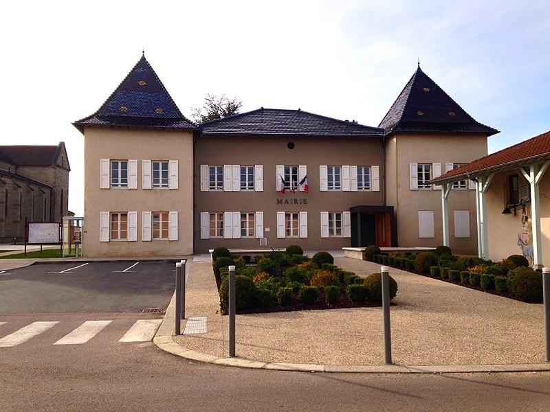 Mairie de la commune de Grièges