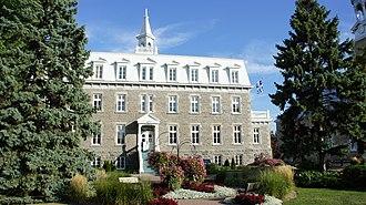 Saint-Eustache, Quebec - Saint-Eustache city hall