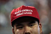 Make America Great Again hat (27150179783).jpg