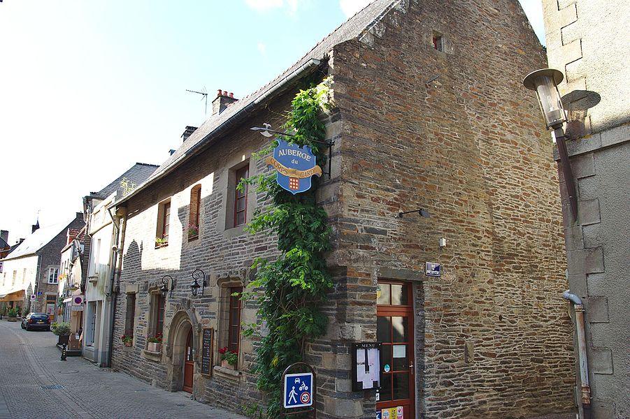 Maison, 4 rue du Général de Gaulle à Malestroit