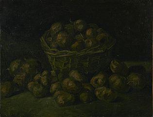 Basket of Potatoes