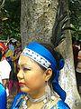 Mandi (Garo) Dancer(s), Indigenous People's Day, 2014, Dhaka, Bangladesh © Biplob Rahman-4.jpg
