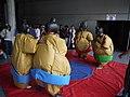 Mang'Azur - 2009 - Espace Culturel - Concours de Sumo - P1030548.JPG