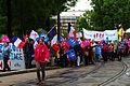 Manifestation contre le mariage homosexuel Strasbourg 4 mai 2013 30.jpg