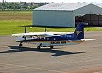 Mannheim City Airport - Arcus Air - Dornier Do-228-202K - D-CAAL - 2016-05-08 17-50-54.JPG