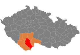 Image illustrative de l'article District de České Budějovice