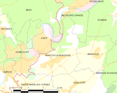 Map commune FR insee code 57481.png