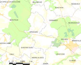 Map commune FR insee code 62896.png
