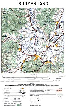 Description de l'image Map of Burzenland, 1959.jpg.