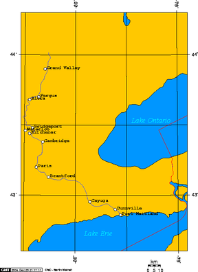 Map of Grand River, Ontario.png