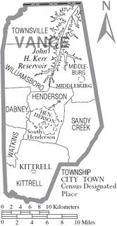 Williamsboro, North Carolina Township in North Carolina, United States