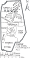Map of Vance County North Carolina With Municipal and Township Labels.PNG