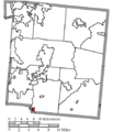 Map of Warren County Ohio Highlighting Loveland City.png