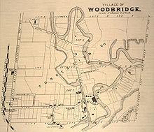 Map Of Woodbridge Ontario Canada Woodbridge, Ontario   Wikipedia