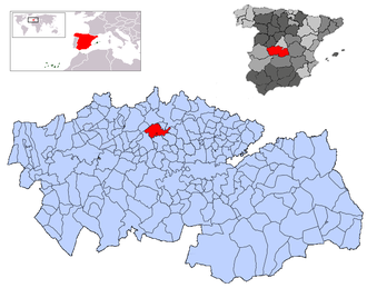 Maqueda - Image: Maqueda