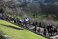 March in Princes Street Gardens - geograph.org.uk - 1717305.jpg