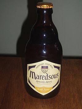Maredsous blond bier.jpg