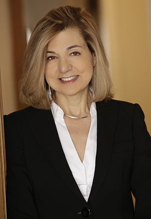 Margaret Sullivan (journalist) - Image: Margaret Sullivan Washington Post