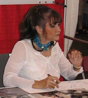 Margot Kidder - Kidder at the Canadian National Exhibition, 2005