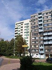 Panelový dům t08b