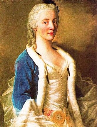 Jean-Étienne Liotard - Image: Marie Charlotte Boissier