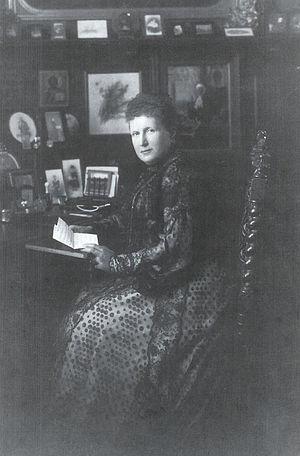 Princess Marie of Schwarzburg-Rudolstadt - Image: Marie of Schwarzburg Rudolstadt, Grand Duchess of Mecklenburg Schwerin