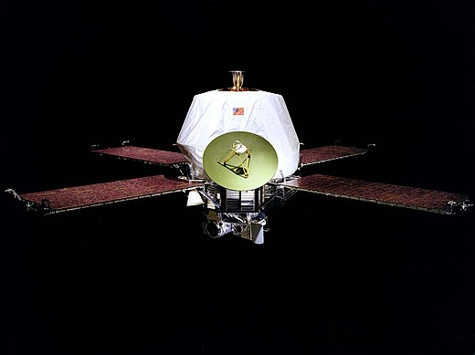 mariner 10 space probe - HD2995×2242