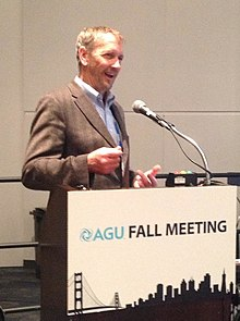 Mark Boslough American Geophysical Union Fall Meeting 2012.jpg