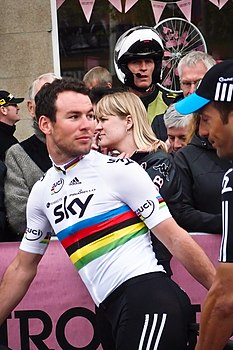 Mark Cavendish during 2012 giro ditalia.jpg