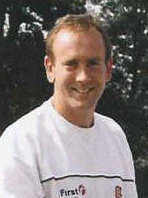 Mark Ilott - Image: Mark Ilott 2002