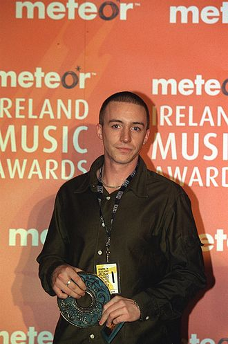 Meteor Music Awards - Example of a Meteor Award